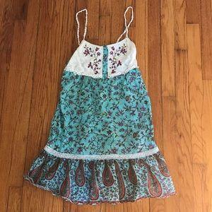 Dresses & Skirts - Crochet/Paisley Sundress